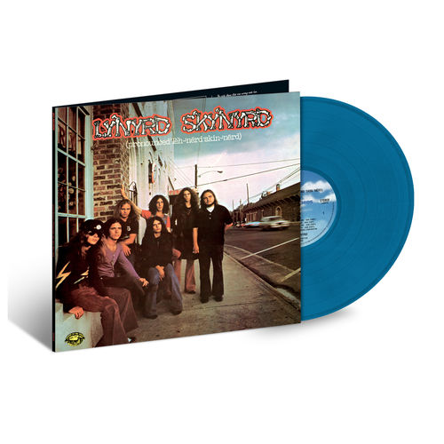 Lynyrd Skynyrd: Pronounced 'Lĕh-'nérd 'Skin-'nérd (LIMITED EDITION - Sea Blue Vinyl)