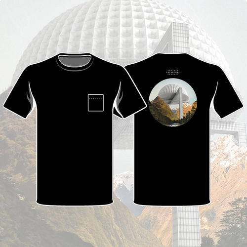 Fryars: Fryars Dome Black T-Shirt