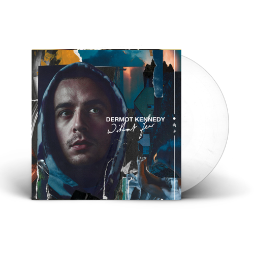 Dermot Kennedy: Without Fear: Limited Edition White Vinyl