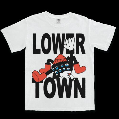 Lowertown: Smokey Spider T-Shirt