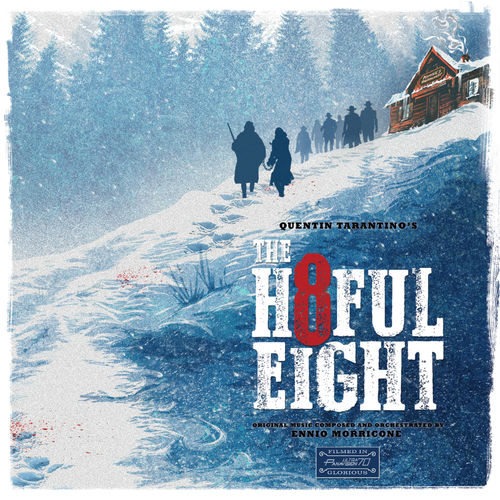 Ennio Morricone: The Hateful Eight LP