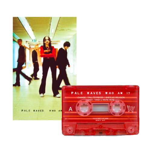 Pale Waves: Who Am I? - Limited Red Cassette