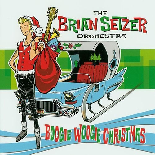 Brian Setzer: Boogie Woogie Christmas