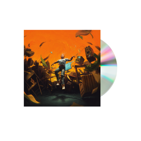 Logic: No Pressure CD