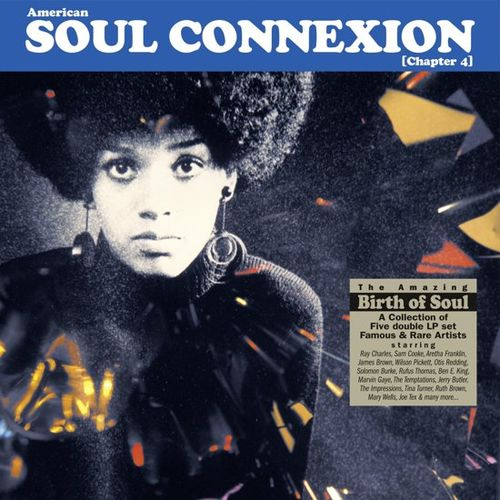Various Artists: American Soul Connexion - Chapter 4