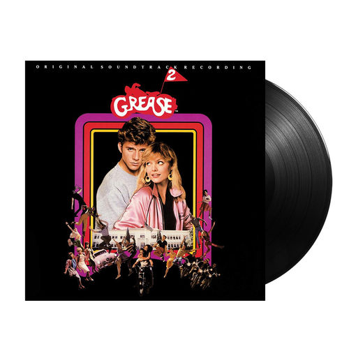 Original Soundtrack: Grease 2: Limited Edition Gatefold Vinyl