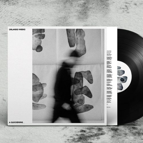 Orlando Weeks: A Quickening: Black Vinyl