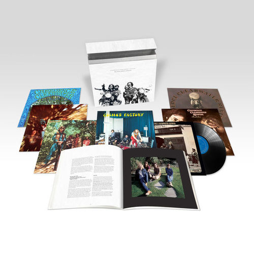 Creedence Clearwater Revival : The Complete Studio Albums: Half Speed Masters Deluxe Boxset
