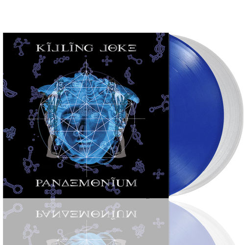 Killing Joke: Pandemonium Remastered Blue & Ultraclear