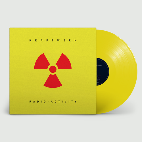 Kraftwerk: Radio-Activity: Limited Edition Translucent Yellow Vinyl