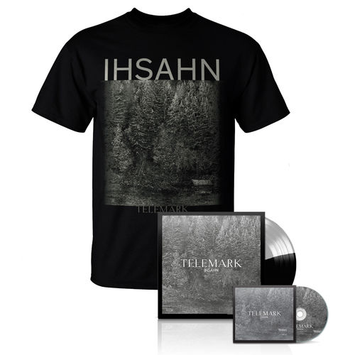 Ihsahn: Telemark CD, Vinyl, T-Shirt Bundle