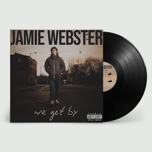 Jamie Webster: We Get By: Black Vinyl LP