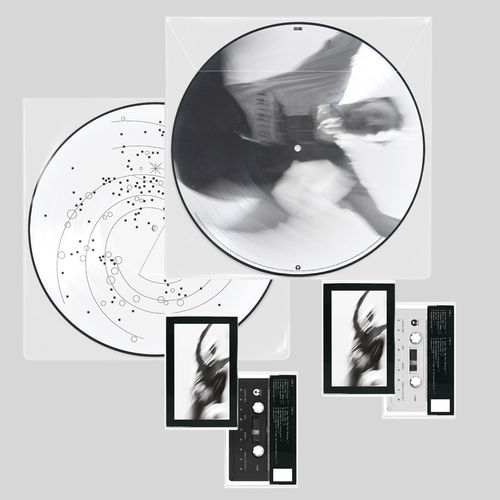 Ben Howard: COLLECTIONS FROM THE WHITEOUT: PICTURE DISC VINYL + EXCLUSIVE BLACK CASSETTE + EXCLUSIVE WHTIE CASSETTE