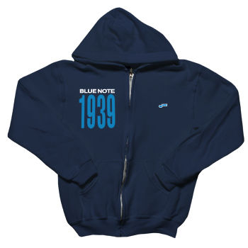 Blue Note: Official Blue Note Records 1939 Zip Up