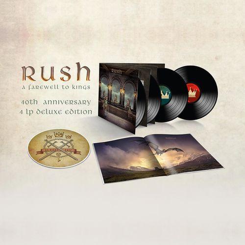 Rush: A Farewell To Kings: 40th Anniversary