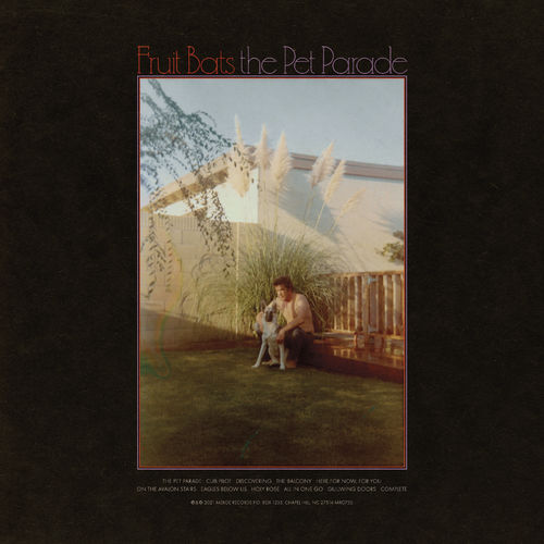 Fruit Bats: The Pet Parade: CD