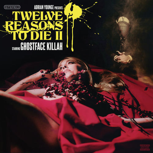Ghostface Killah: Adrian Younge Presents: Twelve Reasons To Die II