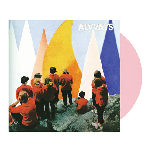 Alvvays: Antisocialites (Pink LP)