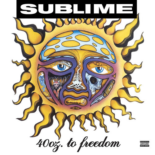 Sublime: 40oz To Freedom Double LP