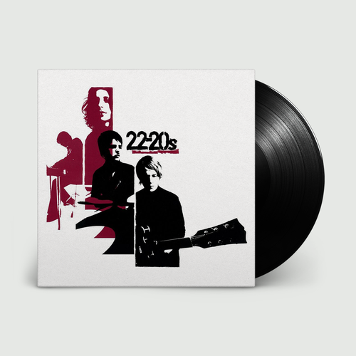 Twenty-Two-Twenties (22-20s): Twenty-Two-Twenties (22-20s): 180gm Black Vinyl
