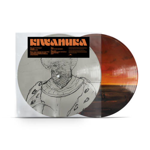Michael Kiwanuka: Kiwanuka Picture Disc - Store Exclusive