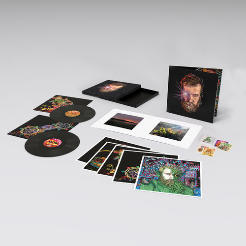 John Grant: Boy From Michigan: Deluxe Vinyl Box Set