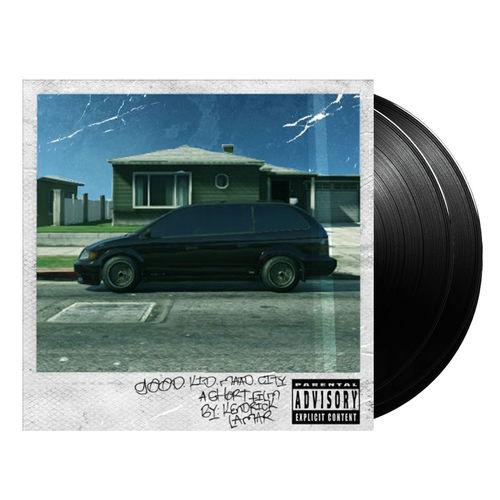 Kendrick Lamar: good kid, m.A.A.d city (2LP)