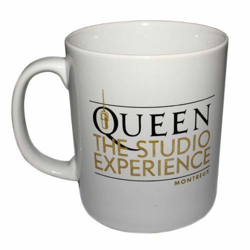 Queen The Studio Experience: Tazza Queen The Studio Experience