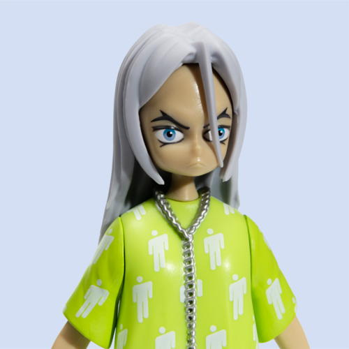 Billie Eilish: BILLIE EILISH X TAKASHI MURAKAMI LIMITED EDITION VINYL FIGURE