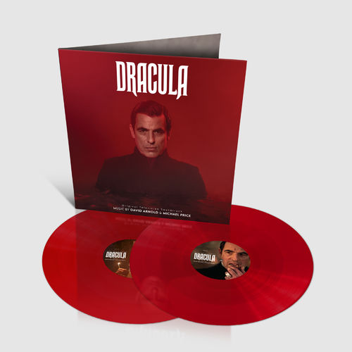 Original Soundtrack: Dracula: Limited Edition Blood Red Vinyl