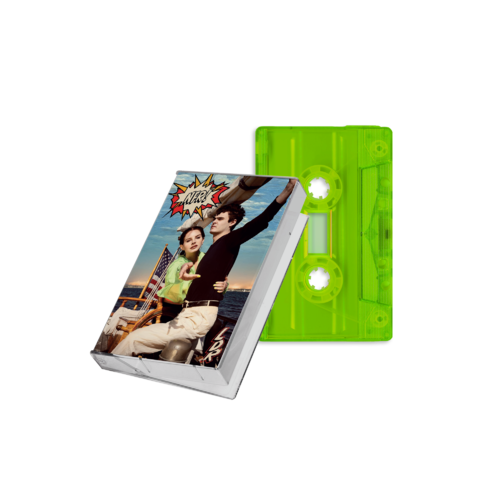 Lana Del Rey: Norman Fucking Rockwell! Lime Green Cassette
