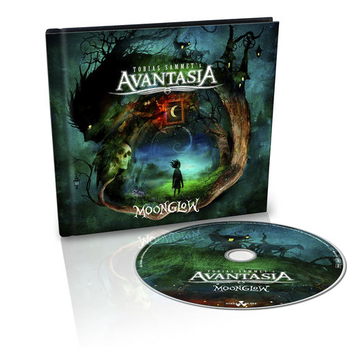 Avantasia: Moonglow: Limited Edition 36-Page Digibook CD with signed insert
