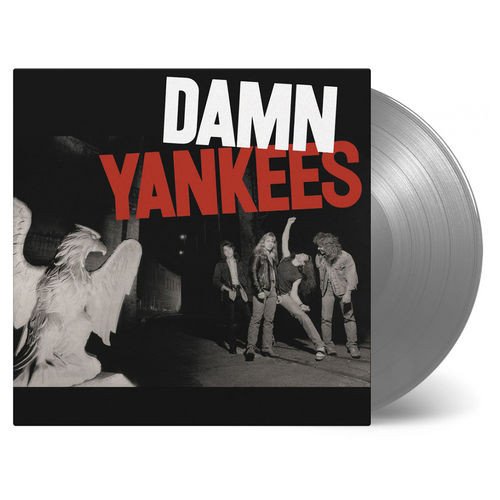 Damn Yankees: Damn Yankees: Limited Edition Silver Vinyl