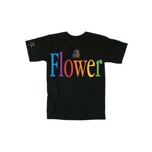 Jazz Cartier: Flower Tee - Small