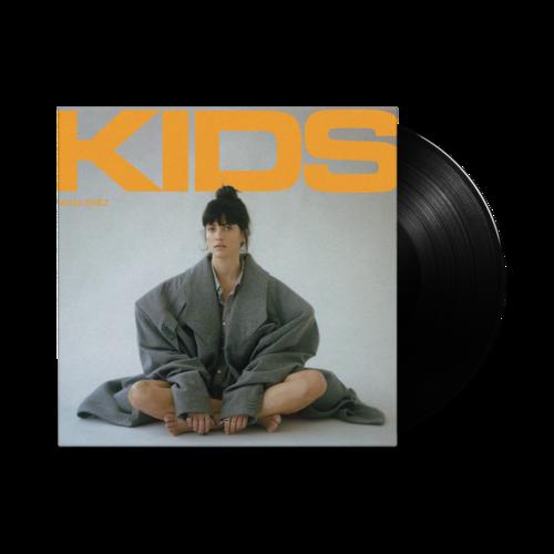 Noga Erez: KIDS: Black Vinyl LP
