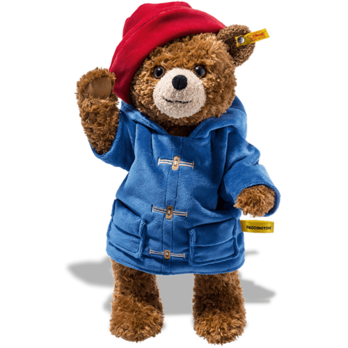 Paddington Bear: Steiff Paddington Bear 38cm