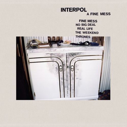 Interpol: A Fine Mess