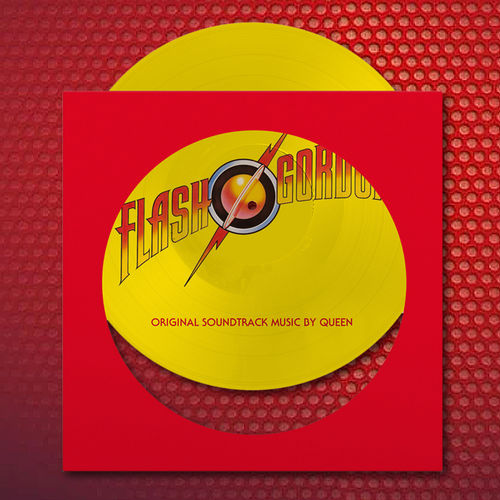 Queen: Flash Gordon Picture Disc SOLD OUT