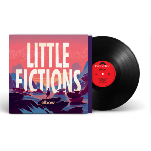 Elbow: Little Fictions Gatefold Vinyl
