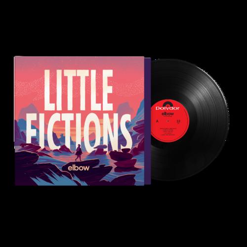 Elbow: Little Fictions Gatefold Vinyl