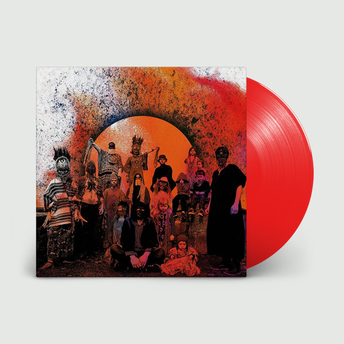 Goat: Requiem: Limited Edition Flame Red Vinyl