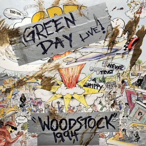 Green Day: Woodstock 1994 [RSD 2019]