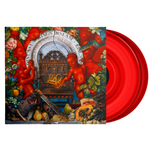 Nas: King's Disease - Red 2LP