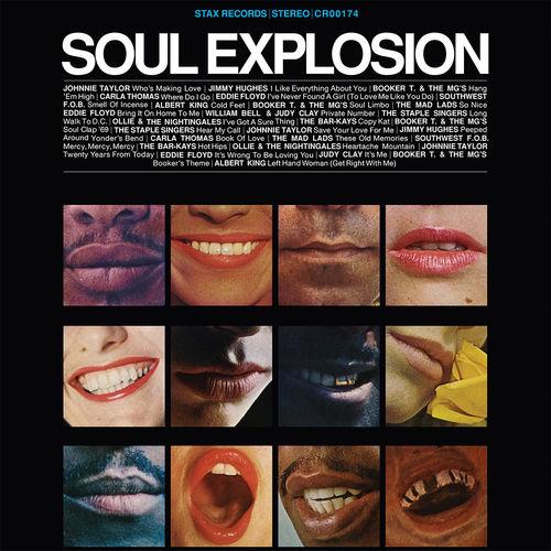 Various Artists: Soul Explosion