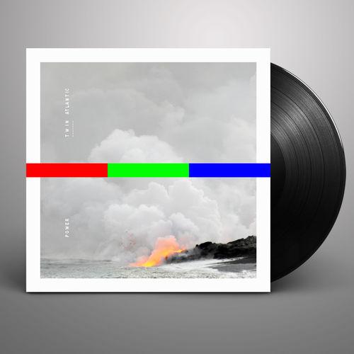 Twin Atlantic: Signed POWER LP