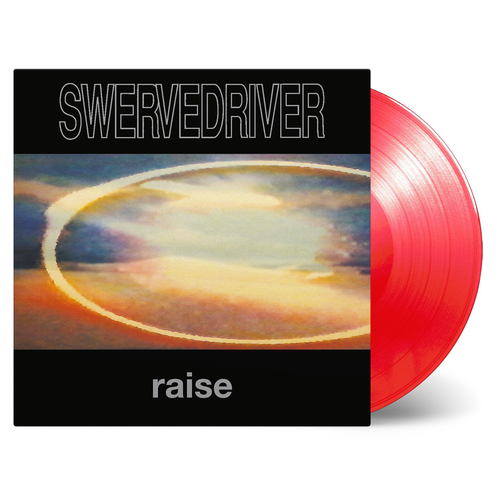 Swervedriver: Raise: Red Numbered Vinyl
