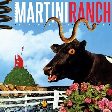 Martini Ranch: Holy Cow: Ranch Dressing Coloured Vinyl