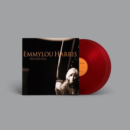 Emmylou Harris: Red Dirt Girl: Limited Edition Red Vinyl