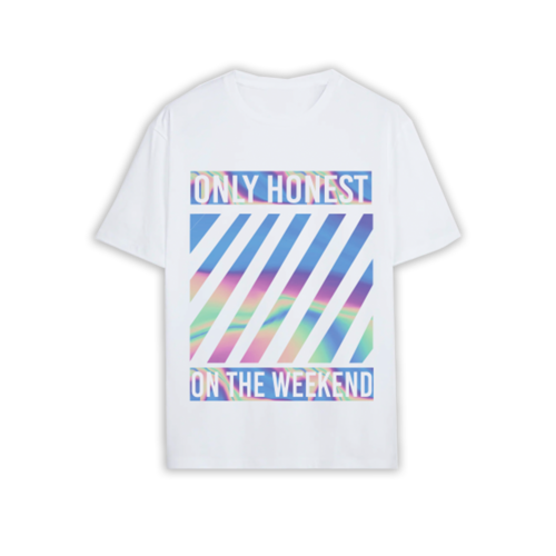 Becky Hill: Only Honest On The Weekend Tee