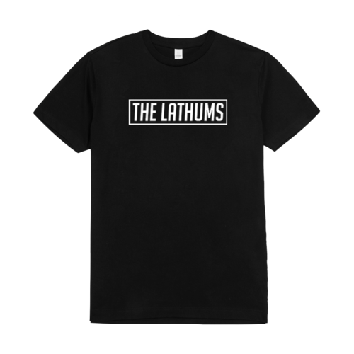 The Lathums: The Lathums Box Logo T